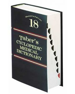 Taber Cyclopedic Medical Dictionary 19th Edition