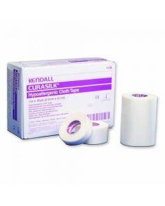 Kendall Curasilk Hypoallergenic Cloth Tape