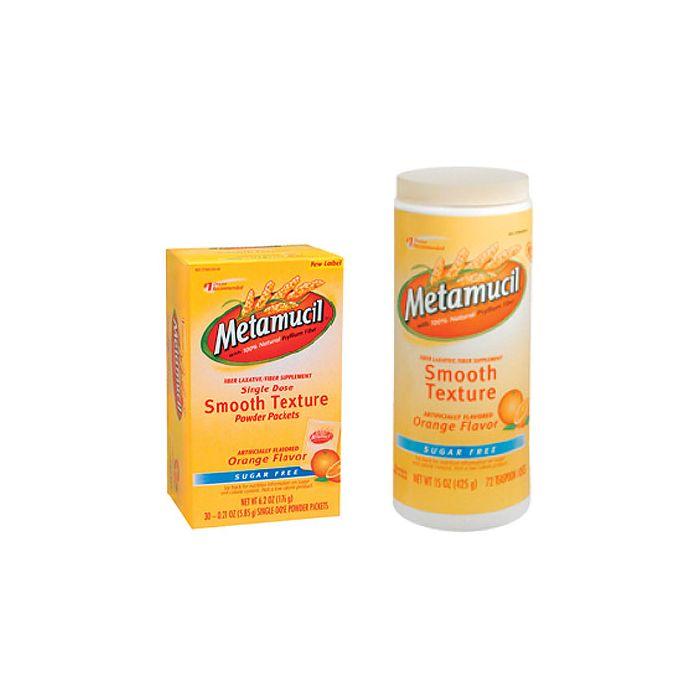 Metamucil Orange Smooth-Texture | Medco