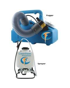 CleenFreek CF-Series Sprayers and Foggers