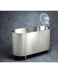 Model S-110-SL Sports Stationary Whirlpool with Legs