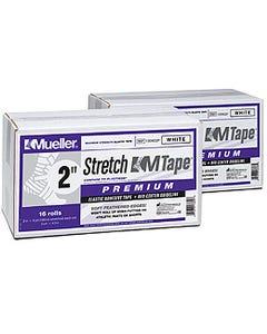 Mueller Stretch M-Tape Premium Case of 16 Rolls