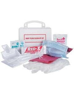National Standard Body-Fluid Clean-Up Kit