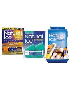 Natural Ice Medicated Lip Balms
