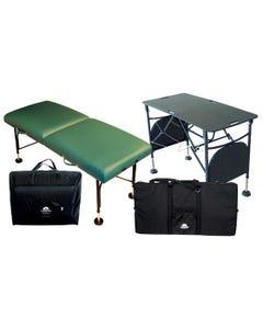 Oakworks Portable Training Room Combo Package