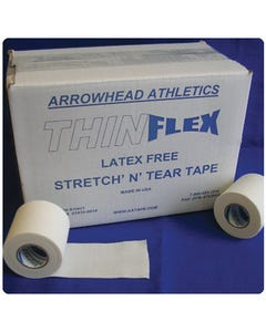 ThinFlex Stretch & Tear Adhesive Tape