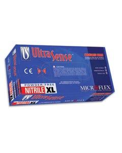 UltraSense Nitrile Powder-Free Exam Gloves