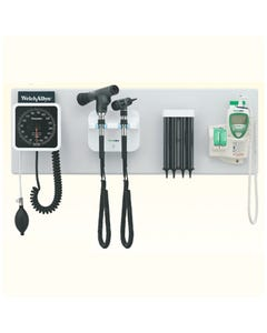 Welch Allyn Green Series Integrated Wall System