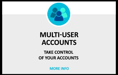 Multi-User Accounts