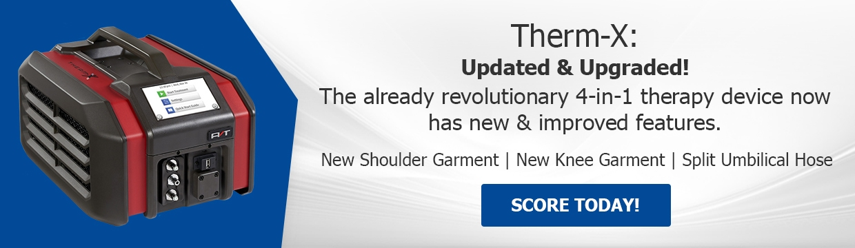 Therm-X Rollator Banner