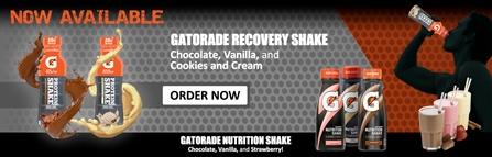Gatorage Shakes