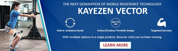 Kayzen Vector Small Banner